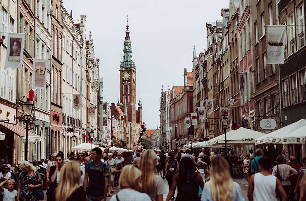 Overtourism in Europe