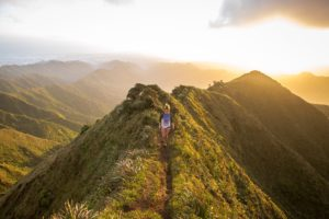 Hiking is the future of the travel industry