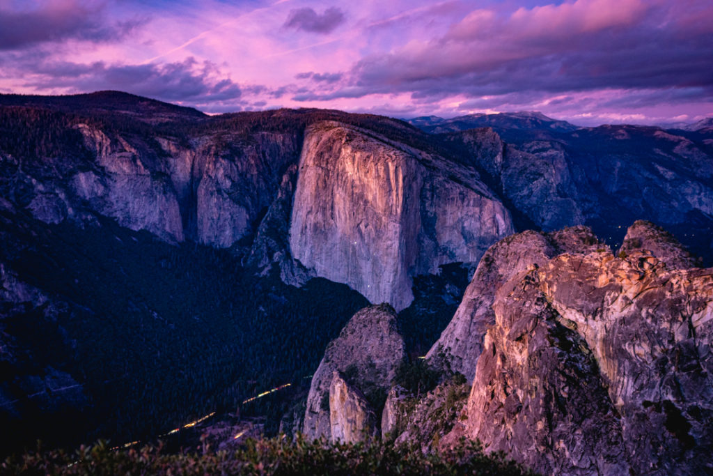 Yosemite National Park, California Road Trip