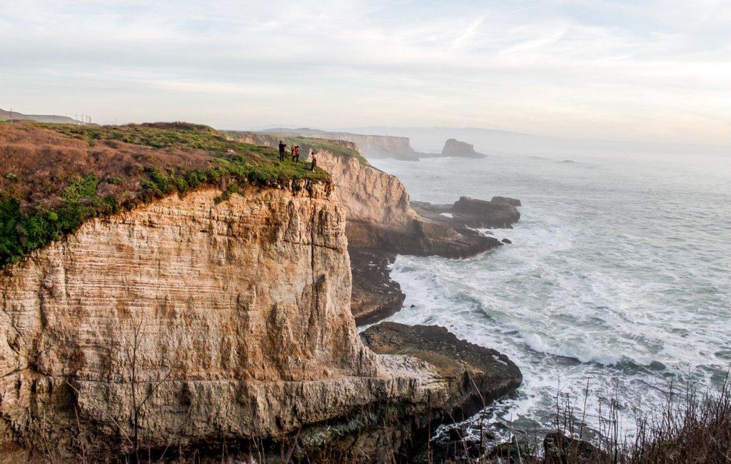 Santa Cruz California Road trip