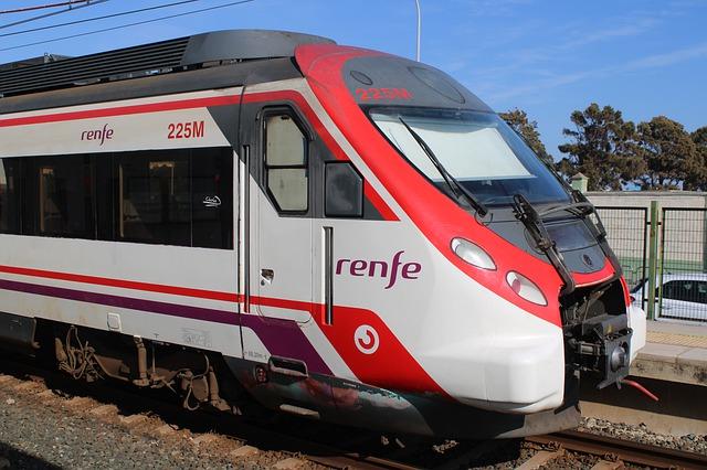 Train Travel in Spain