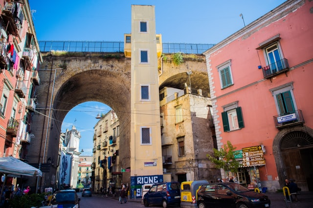 Naples streets