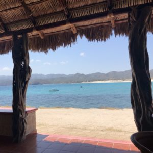 Slow Travel in Baja California Sur during the Pandemic