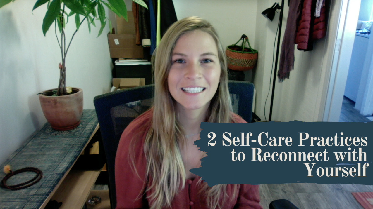 two self-care practices