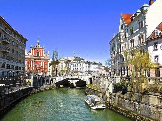 Slovenia canal