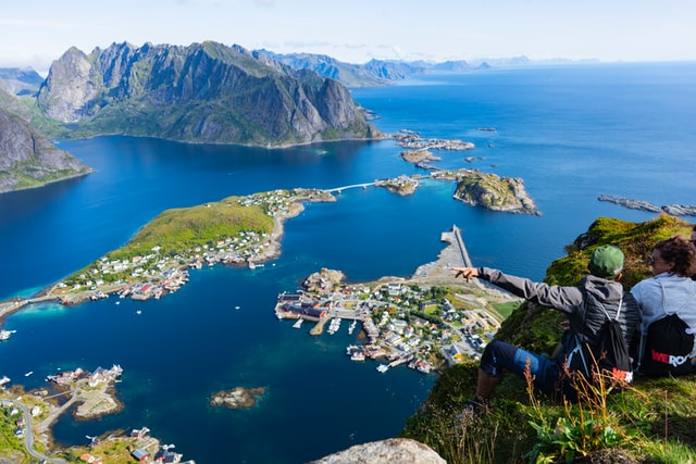enrich your travel experience - norway sea view