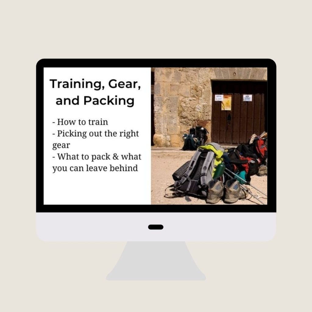 Training, Gear, and Packing