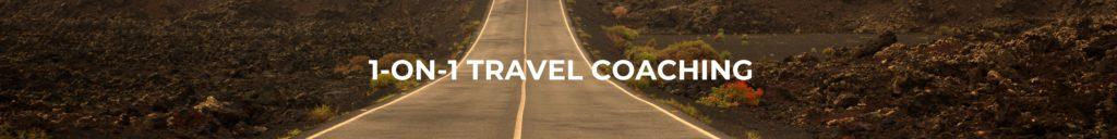 1-on-1 Travel Coaching