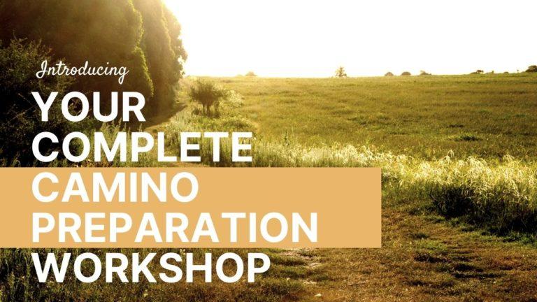Camino Preparation Workshop