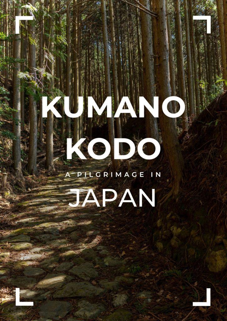 Kumano Kodo In Japan