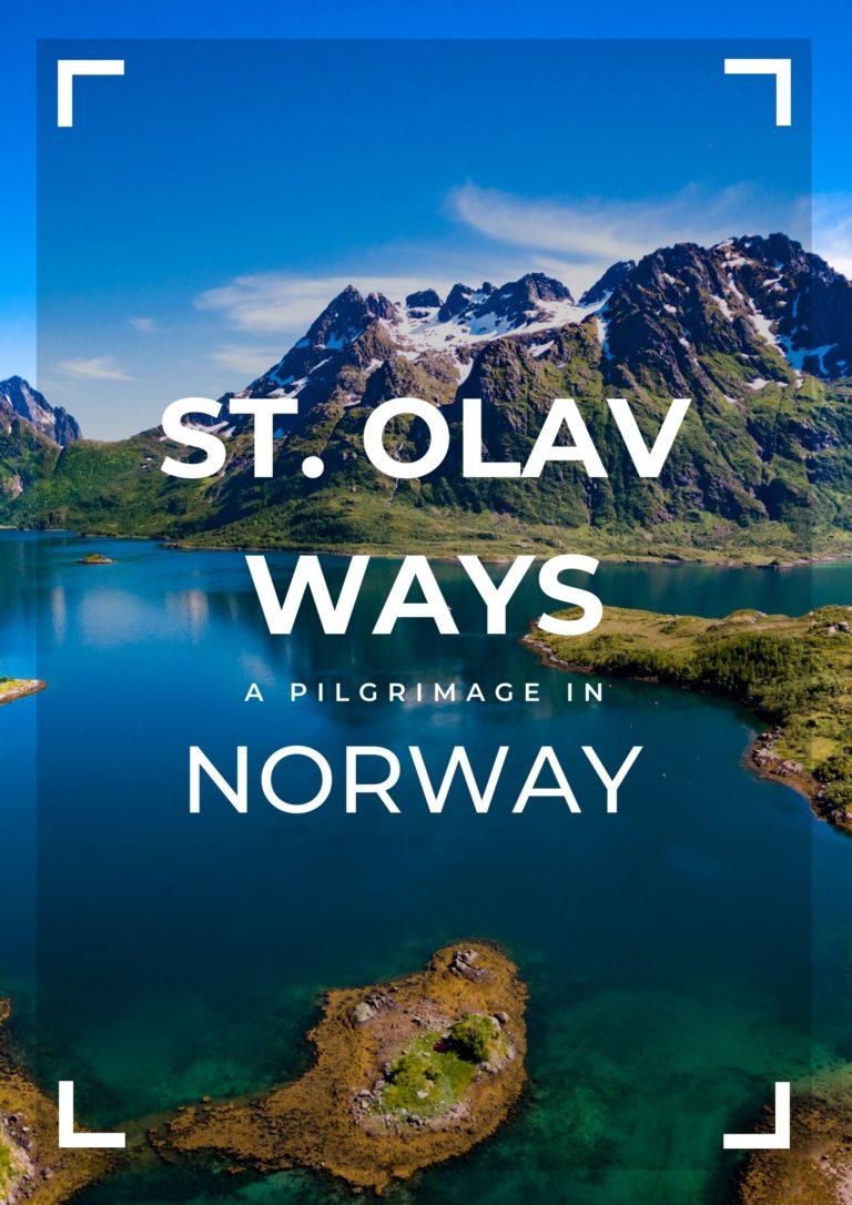 St. Olav Ways - Pilgrimage in Norway
